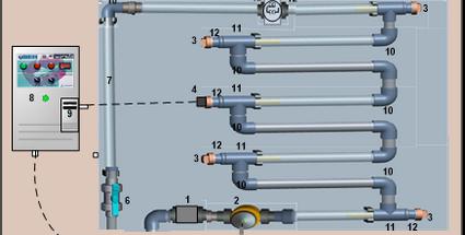 Стендовая испытательная установка ЛСИУ-1